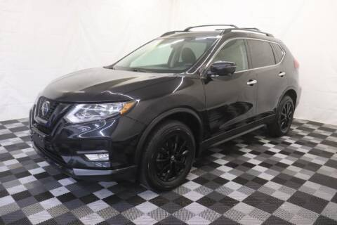 2018 Nissan Rogue for sale at AH Ride & Pride Auto Group in Akron OH