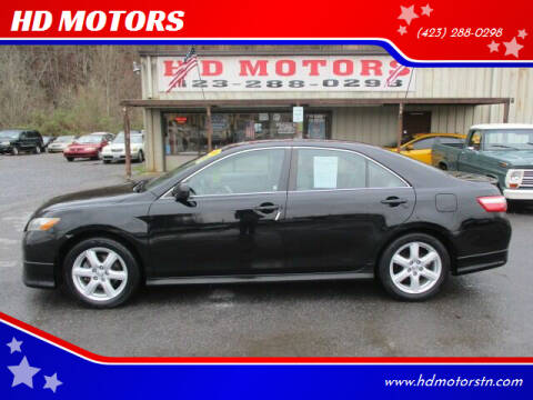 2009 Toyota Camry for sale at HD MOTORS in Kingsport TN