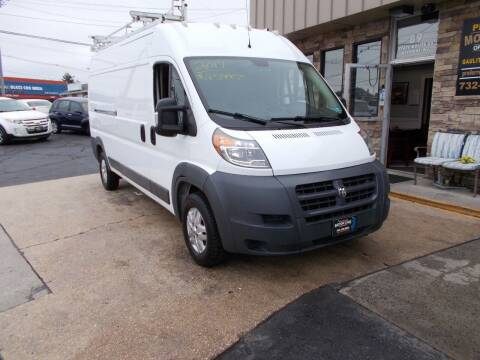 2017 RAM ProMaster Cargo for sale at Preferred Motor Cars of New Jersey in Keyport NJ