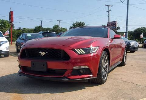 2015 Ford Mustang for sale at International Auto Sales in Garland TX
