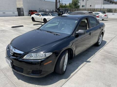 2006 Mazda MAZDA6 for sale at Hunter's Auto Inc in North Hollywood CA