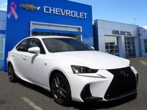 2019 Lexus IS 300 for sale at Bellavia Motors Chevrolet Buick in East Rutherford NJ