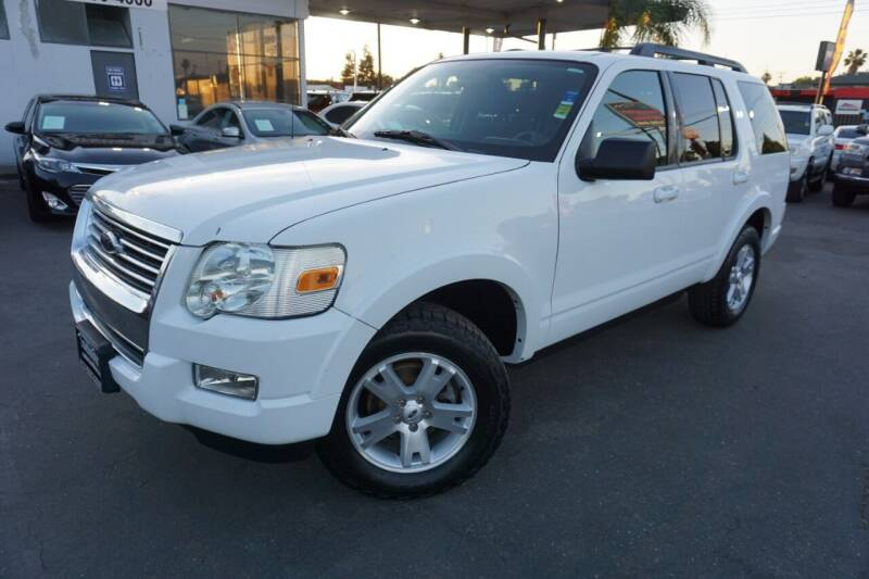 2009 Ford Explorer for sale at Industry Motors in Sacramento CA