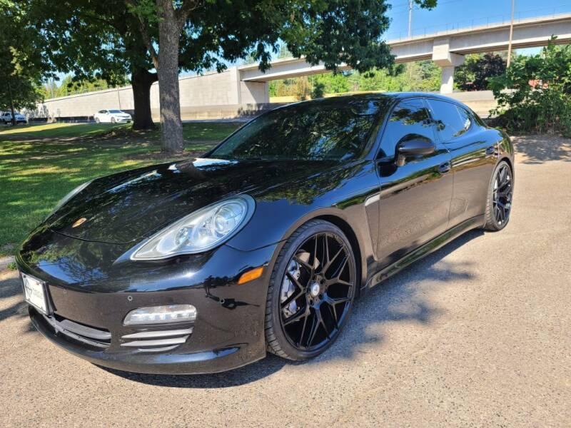 2012 Porsche Panamera for sale at EXECUTIVE AUTOSPORT in Portland OR