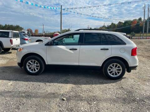 2013 Ford Edge for sale at Upstate Auto Sales Inc. in Pittstown NY