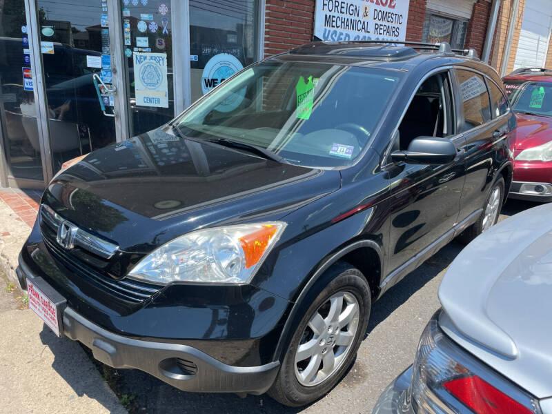 2008 Honda CR-V for sale at Frank's Garage in Linden NJ