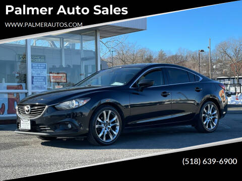 2015 Mazda MAZDA6 for sale at Palmer Auto Sales in Menands NY