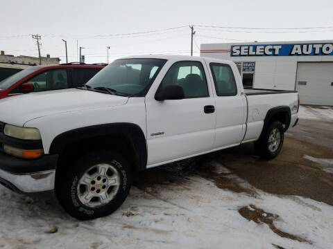 2002 Chevrolet Silverado 1500 for sale at Select Auto Sales in Devils Lake ND