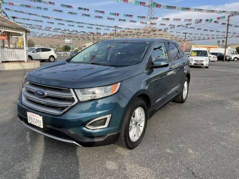 2016 Ford Edge for sale at Los Compadres Auto Sales in Riverside CA