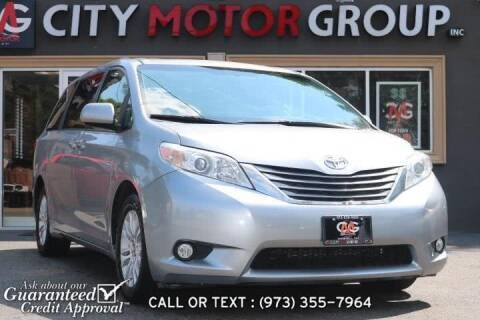 2015 Toyota Sienna for sale at City Motor Group, Inc. in Wanaque NJ