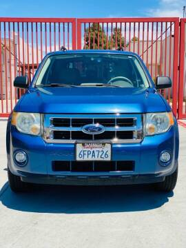 2008 Ford Escape for sale at BEST WAY MOTORS INC in San Diego CA