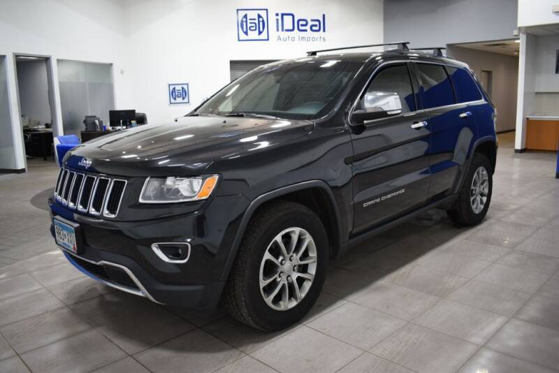 2015 Jeep Grand Cherokee for sale at iDeal Auto Imports in Eden Prairie MN