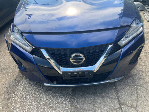 2020 Nissan Maxima for sale at ALL TEAM AUTO in Las Vegas NV