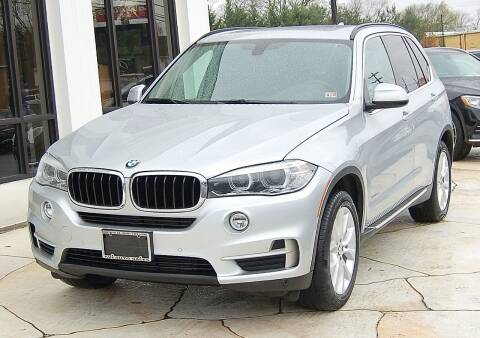 2016 BMW X5 for sale at Avi Auto Sales Inc in Magnolia NJ