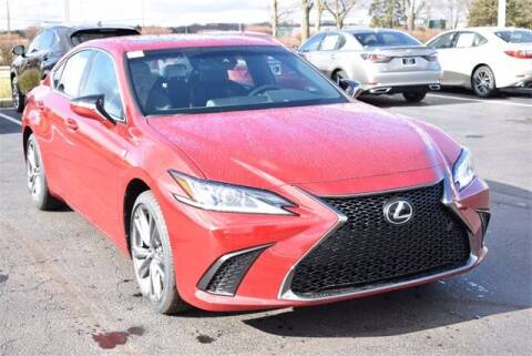 2021 Lexus ES 350 for sale at BOB ROHRMAN FORT WAYNE TOYOTA in Fort Wayne IN