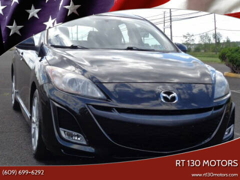 2011 Mazda MAZDA3 for sale at RT 130 Motors in Burlington NJ