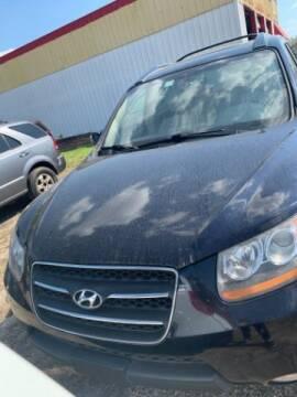 2009 Hyundai Santa Fe for sale at AUTO VALUE FINANCE INC in Stafford TX