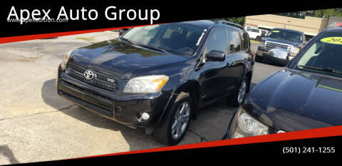 2007 Toyota RAV4 for sale at Apex Auto Group in Cabot AR