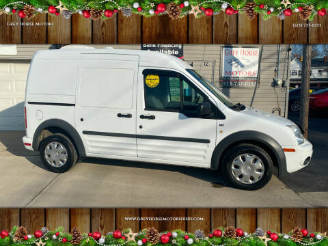 2013 Ford Transit Connect for sale at Grey Horse Motors in Hamilton OH