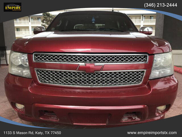 2007 Chevrolet Avalanche for sale at EMPIREIMPORTSTX.COM in Katy TX