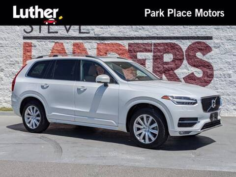 2018 Volvo XC90 for sale at Park Place Motor Cars in Rochester MN