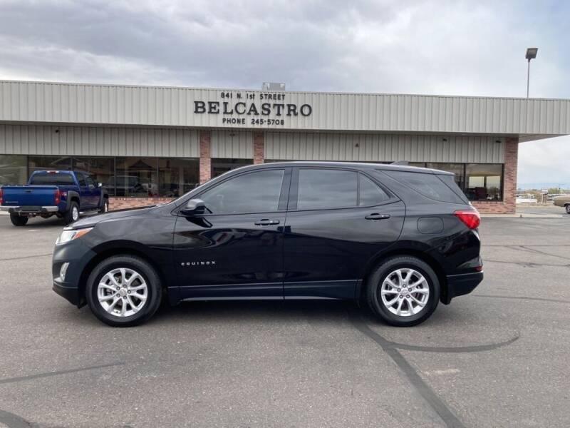 2018 Chevrolet Equinox for sale at Belcastro Motors in Grand Junction CO