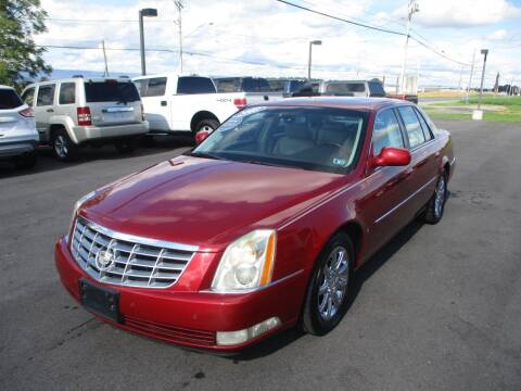2008 Cadillac DTS for sale at FINAL DRIVE AUTO SALES INC in Shippensburg PA