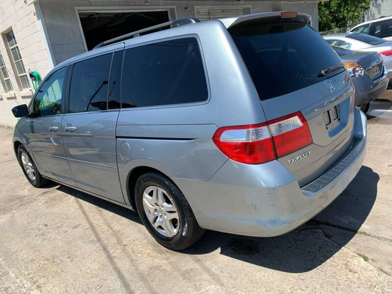 2006 Honda Odyssey for sale at Whites Auto Sales in Portsmouth VA