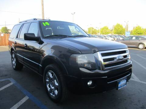 2014 Ford Expedition for sale at Choice Auto & Truck in Sacramento CA