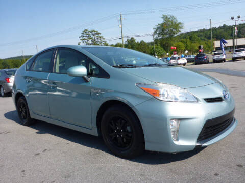 2013 Toyota Prius for sale at Viles Automotive in Knoxville TN