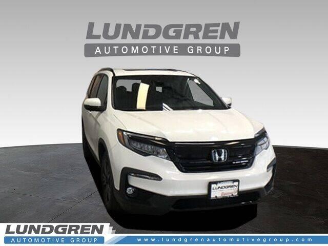2021 Honda Pilot for sale in Auburn, MA