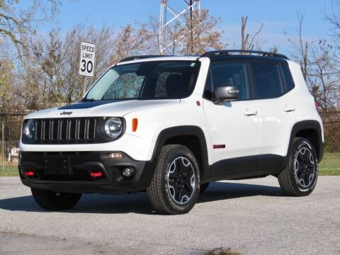 2015 Jeep Renegade for sale at Tonys Pre Owned Auto Sales in Kokomo IN