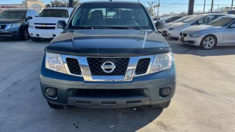 2014 Nissan Frontier for sale at Auto Limits in Irving TX