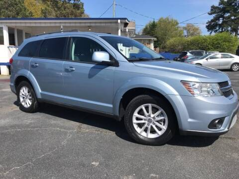 2013 Dodge Journey for sale at Town Square Motors in Lawrenceville GA