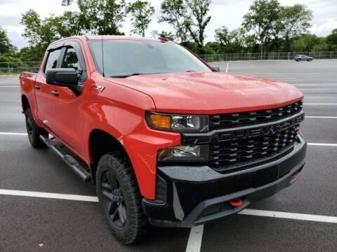 2019 Chevrolet Silverado 1500 for sale at CON ALVARO ¡TODOS CALIFICAN!™ in Columbia TN