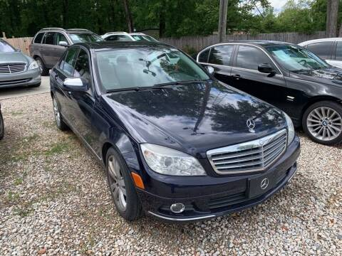 2009 Mercedes-Benz C-Class for sale at Carflex Auto in Charlotte NC