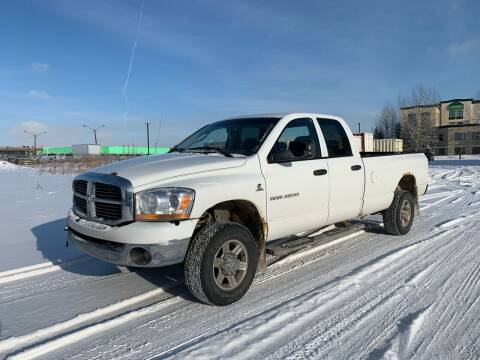 2006 Dodge Ram Pickup 2500 for sale at Truck Buyers in Magrath AB