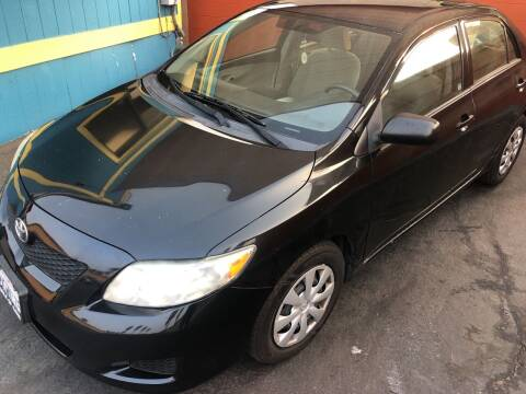 2010 Toyota Corolla for sale at CARZ in San Diego CA