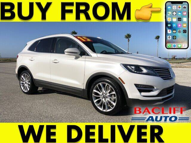 2015 Lincoln MKC for sale at Bacliff Auto in Bacliff TX