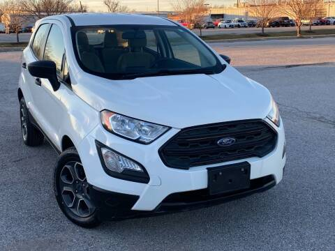 2018 Ford EcoSport for sale at Big O Auto LLC in Omaha NE
