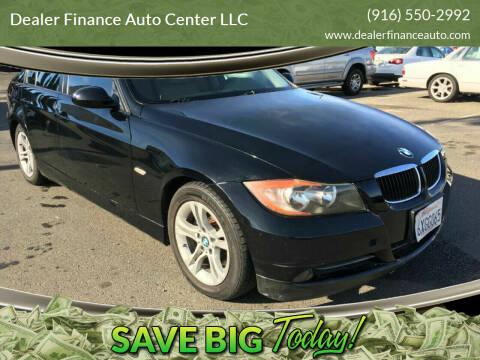2008 BMW 3 Series for sale at Dealer Finance Auto Center LLC in Sacramento CA