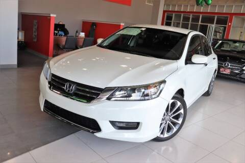 2014 Honda Accord for sale at Quality Auto Center of Springfield in Springfield NJ