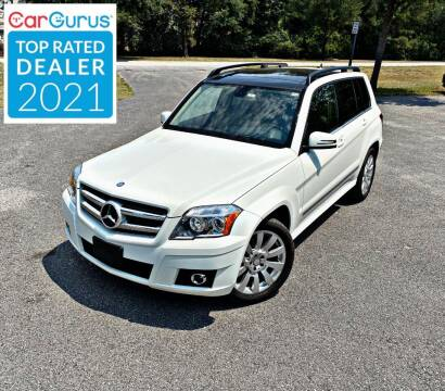 2012 Mercedes-Benz GLK for sale at Brothers Auto Sales of Conway in Conway SC