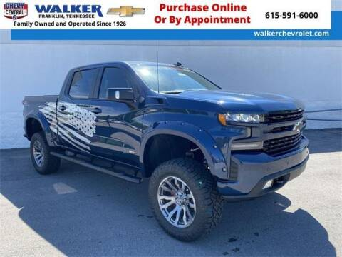 2021 Chevrolet Silverado 1500 for sale at WALKER CHEVROLET in Franklin TN