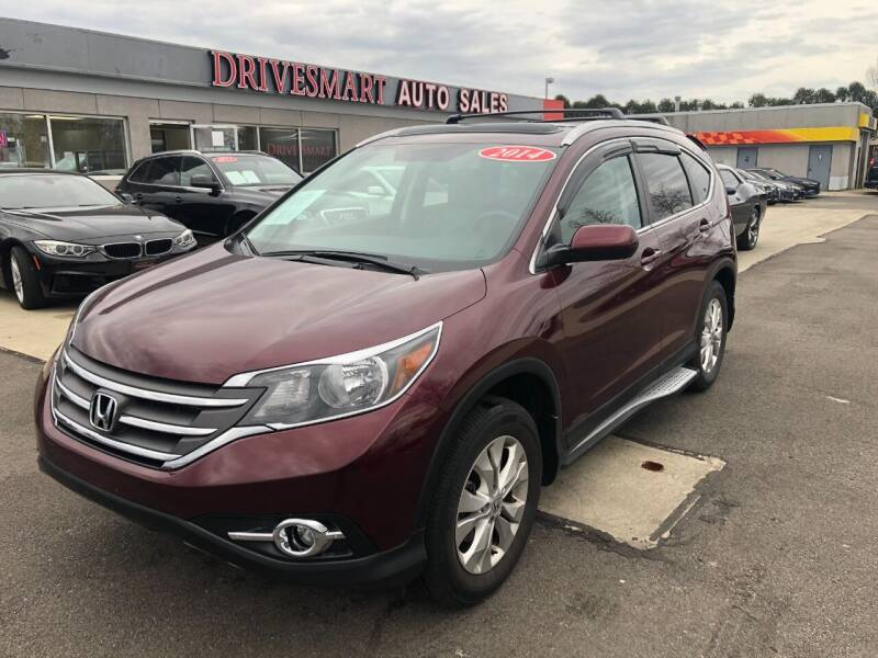 2014 Honda CR-V for sale at DriveSmart Auto Sales in West Chester OH