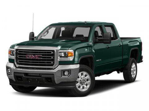 2018 GMC Sierra 2500HD for sale at QUALITY MOTORS in Salmon ID