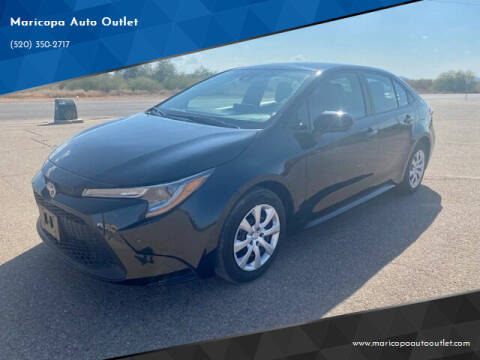 2020 Toyota Corolla for sale at Maricopa Auto Outlet in Maricopa AZ