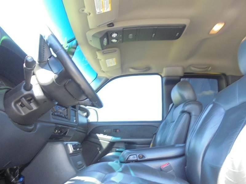 2002 Chevrolet Silverado 2500HD 4dr Extended Cab 4WD LB - Ramsey MN