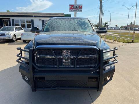 2012 RAM Ram Pickup 2500 for sale at Zoom Auto Sales in Oklahoma City OK