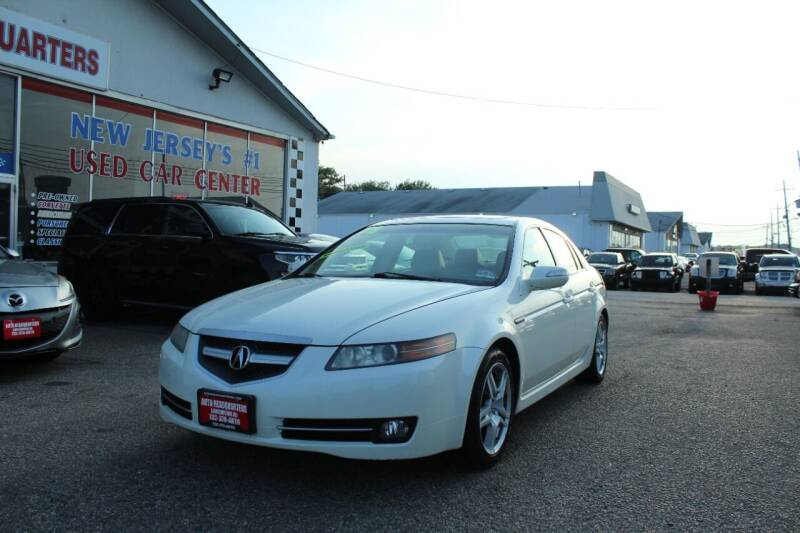 2008 Acura TL for sale at Auto Headquarters in Lakewood NJ